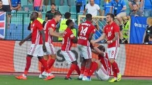 ЦСКА-София загрява за Левски със Струмска слава