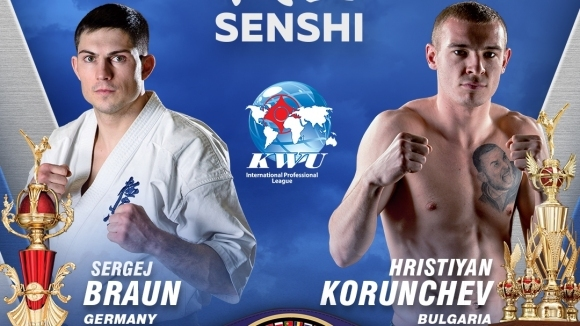 Адреналин и зрелище обещава битката между Християн Корунчев и Сергей Браун на SENSHI 5