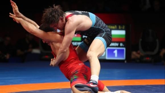 Малко не стигна на Даниел Александров за европейската титла
