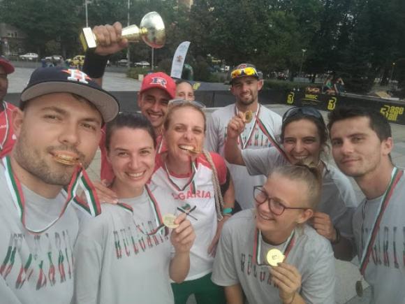 България се хвърля в защита на титлата си от Балканиадата по бейзбол 5