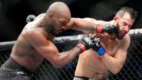 UFC 247 на забавен кадър (видео)