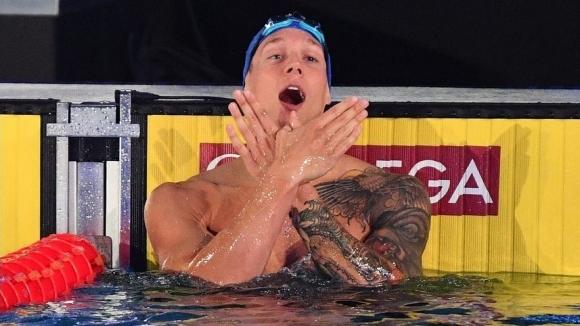Дресъл и Сьостром най-добри плувци за ФИНА