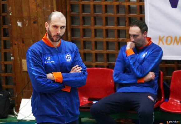 Данаил Милушев: Имаше борба до последната точка