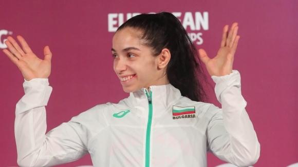 Шампионката Миглена Селишка: Сега съм по-уверена