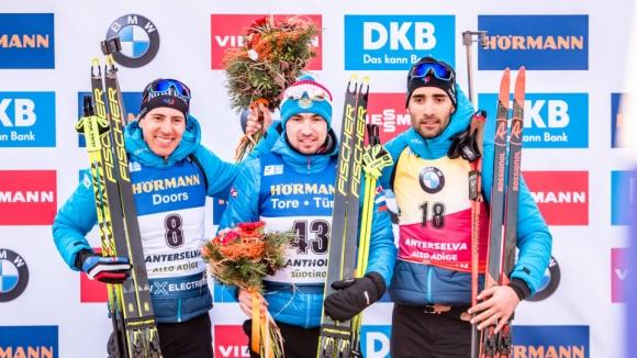 Александър Логинов спечели световната титла в спринта, Краси Анев е на 30-о място