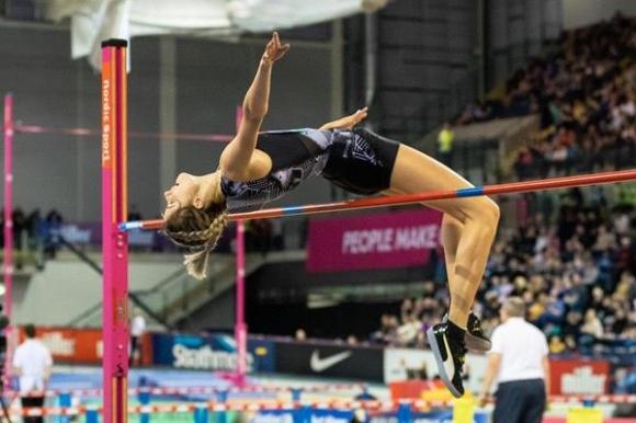 Магучих е първата победителка в Световния атлетически тур за 2020 г.