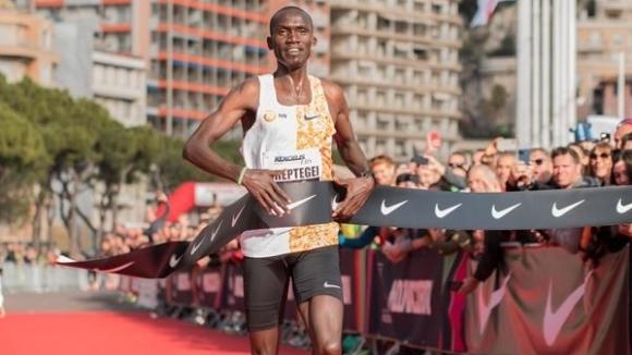 Чептегей постави нов световен рекорд на 5 км