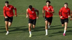 """Важна седмица за """"лазарета"""" на Атлетико"""