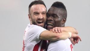 Олимпиакос и ПАОК продължават за Купата на Гърция (видео)