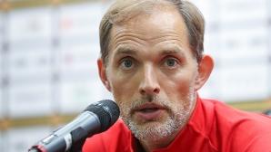 Тухел: Не мога да кажа на 100% дали Неймар ще играе срещу Борусия (Д)