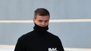 Заточението в дубъла убеди бившия затворник Кокорин да смени клуба