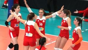 ЦСКА с бърза победа над Казанлък