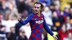 Барса сломи устремения Хетафе и временно застигна Реал Мадрид (видео + галерия)