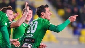 Втора поредна победа за отбора на Димитър Велковски