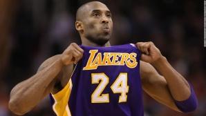 """Наградата за """"Най-полезен играч"""" в """"Мача на звездите"""" в НБА ще носи името на Коби Брайънт"""