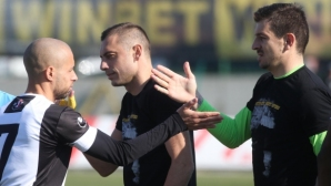 Момчил Цветанов: Имаше напрежение и в двата отбора (видео)