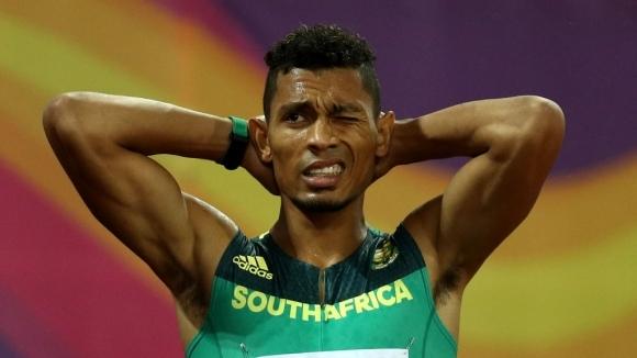Майкъл Джонсън смята, че на Ван Нийкерк ще му бъде трудно да защити олимпийската си титла