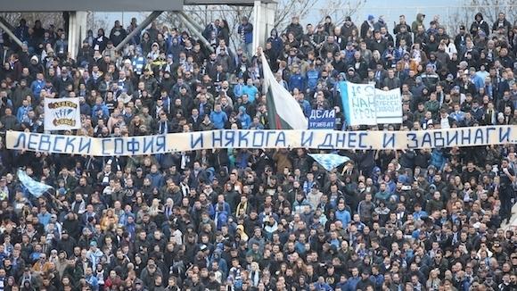 Левски продължава да чупи рекорди, постигна нещо невиждано в България