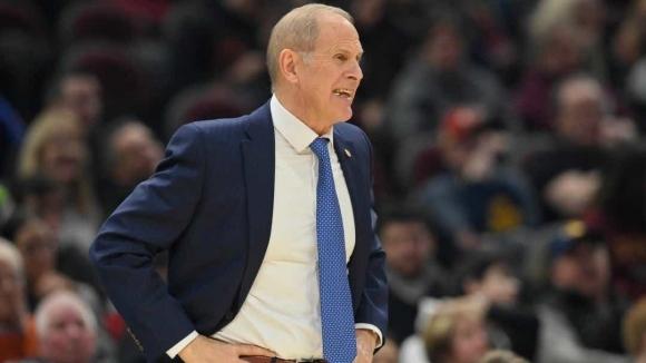Кливланд уволни треньора си