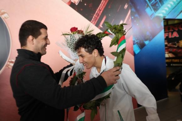 Армен Назарян: Еди да завърши училище, има време за олимпиадата