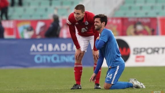 Антов: Фокусиран съм върху футбола, искам да спечеля титла и купа с ЦСКА