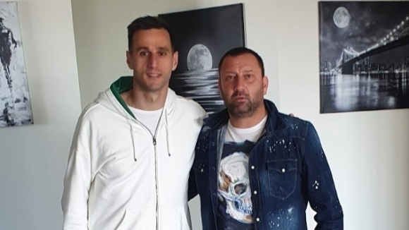 Кривия гост на хърватски национал в Рим