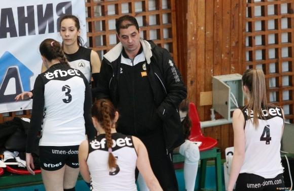 Иван Димитров: Казанлък си спечели мача