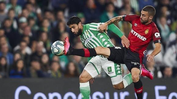Зрелище с шест гола, но без победител между Бетис и Майорка (видео)