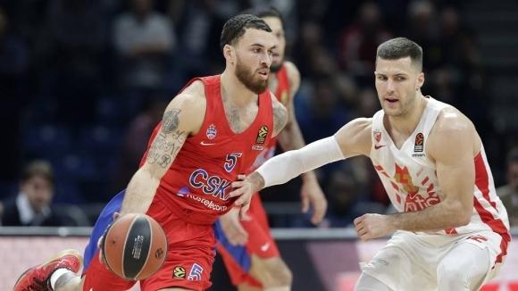 ЦСКА (Москва) спечели в Белград