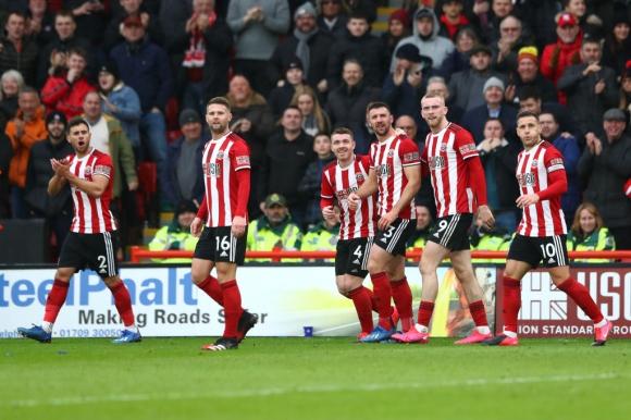 Шефилд Юнайтед пропусна шанса да изпревари Тотнъм (видео)
