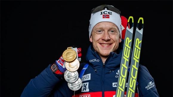 Йоханес Тингнес Бьо спечели първа индивидуална титла на Световното
