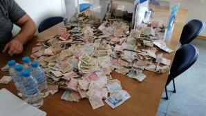 """Голямото броене започна! Урните с парите бяха отворени на """"Герена"""""""
