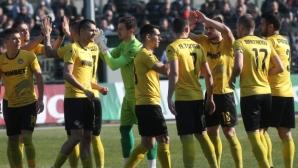 След зверската балтия: титуляр на Ботев (Пловдив) аут до края на сезона