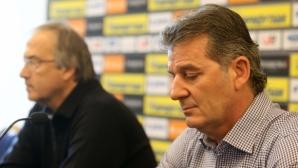 Дерменджиев и Костадинов коментираха защо един от големите таланти на Висшата лига отказа на България