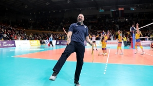 Иван Петков: Десет години надграждаме, благодаря на момичетата