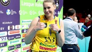 Дженифър Крос: Марица върви във възходяща посока (видео)