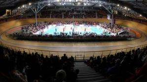 Рекорд - 4450 на клубен волейбол в България! Марица - Уралочка е най-посетен мач в Шампионска лига тази седмица