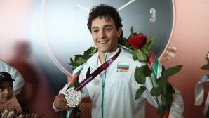 Още едно признание и награда за Едмонд Назарян