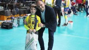 Двама с награди от конкурса Снимай Марица в Шампионската лига и спечели