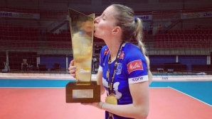 Доби Рабаджиева и Минас станаха шампиони на Южна Америка (видео)