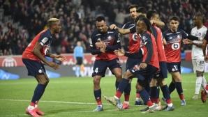 Лил се върна на победния път, Монако забави ход