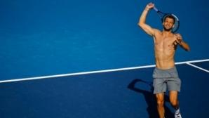 Григор Димитров започва срещу квалификант в Акапулко