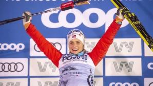 Йохауг спечели скандинавския тур след пълна доминация в преследването
