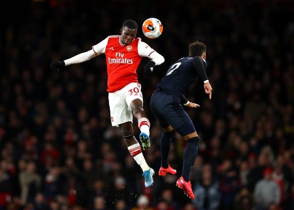 Нкетиа доволен от периода си в Лийдс, иска да е титуляр в Арсенал