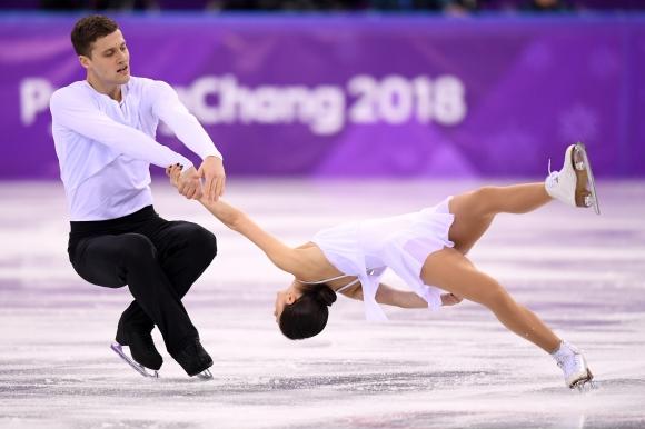 Руската спортна двойка по фигурно пързаляне Наталия Забияко и Александър Енберт прекратява кариерата си