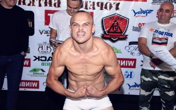 Борислав Велев със седми нокаут в седем мача