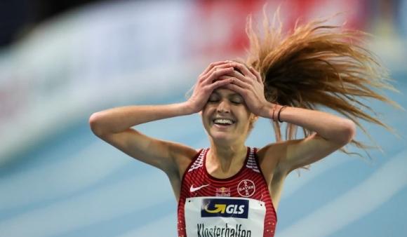 Клостерхалфен подобри европейския рекорд на 5000 метра