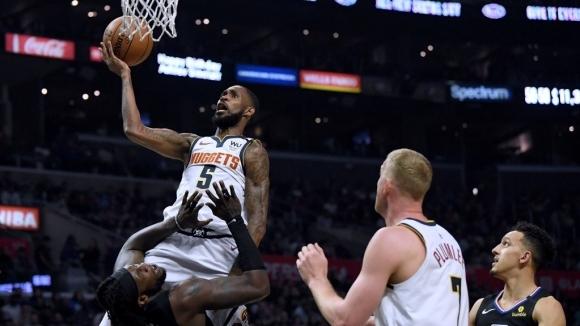 Резултати в НБА