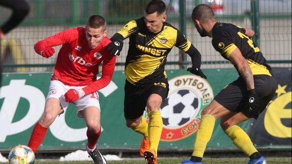 Филипов: Съжалявам за победата, която изпуснахме, последният ми гол бе преди 5-6 години