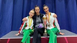 Валентина Иванова: Радва ме смелостта, с която девойките излизат и играят
